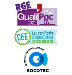 Logos_climatisation_certificats